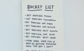 Make a Bucketlist
