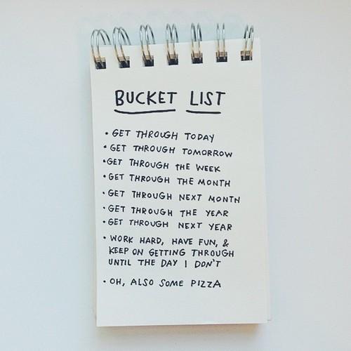 Dating bucket list ideas